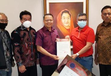 Pilgub Bengkulu 2020, PDIP Usung Rohidin - Rosjonsyah