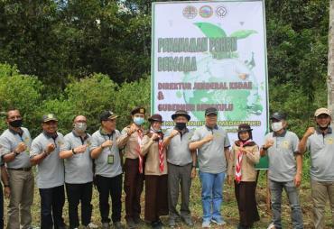 Hutan Ciptakan Petani Berdasi