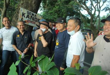 Pembangunan DDTS Akan Kembali Dilanjutkan
