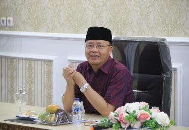 Gubernur Rohidin Pastikan Tidak Keluarkan Izin Operasi PLTU…