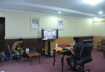 Eksekutif Siap Tindak Lanjuti Hasil Reses Dewan Provinsi
