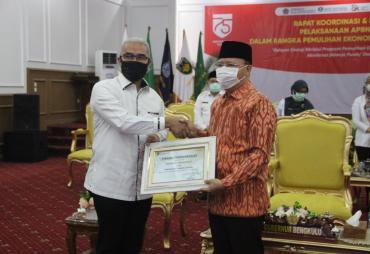 Evaluasi Pemulihan Ekonomi Bengkulu, Gubernur Soroti…