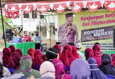 Gubernur Rohidin Ajak Masyarakat Tidak Panik Hadapi Covid-19