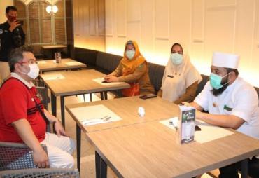 Helmi Hasan Tak Tepati Janji ke Tenaga Medis