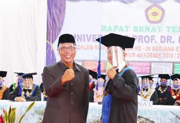 Plt Gubernur Bengkulu Optimis Hadapi Tantangan Pendidikan