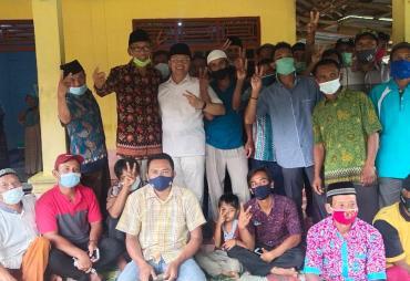Beragam Suku Masyarakat Bengkulu Utara Berikan Dukungan ke…