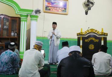 Gubernur Rohidin: Esensi dan Pesan Shalat Berjamaah Sangat…