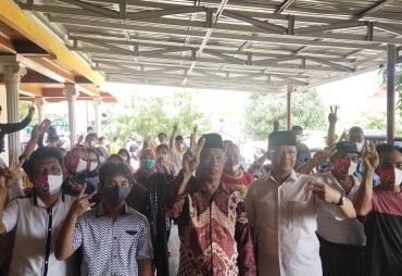 Masyarakat Ratu Agung Doakan Rohidin Jadi Gubernur Kedua…