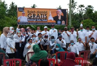Launching Canthelan  Bengkulu Selatan, Rohidin Berikan…