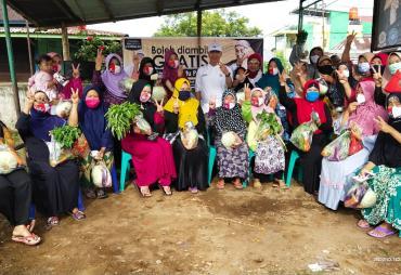Launching Canthelan Kepahiang, Rohidin dan KAGAMA…