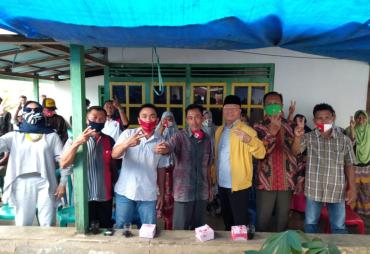 Warga Desa Kota Padang : Rohidin-Rosjonsyah Pasangan Serasi…