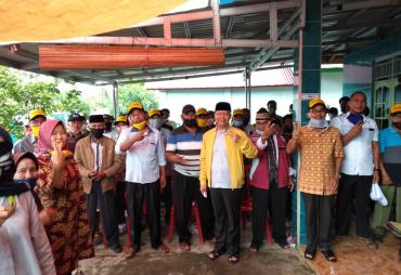 Masyarakat Bunga Mas : Hati dan Dukungan Kami Untuk Rohidin…