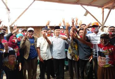 Bangga Dikunjungi Rohidin, Masyarakat Kaur Tengah Pastikan…