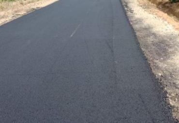 Ini Pembangunan Jalan Era Choirul Huda di Mukomuko