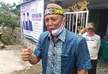 Tokoh Masyarakat Kota Padang Targetkan 75 Persen Kemenangan…