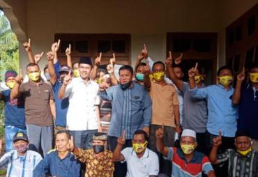 Dukungan Terus Mengalir, Masyarakat Padang Gading Siap…