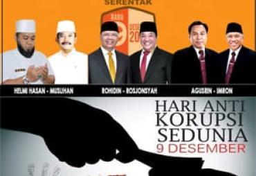 Pilgub Bengkulu dan Kasus Korupsi