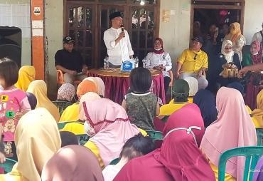 Siang Malam Berjuang, Komitmen Masyarakat Tanjung Kemuning…