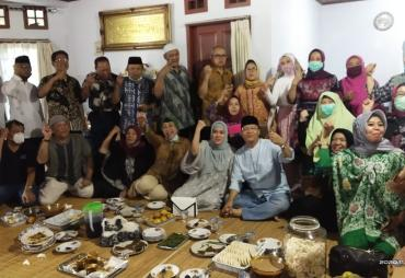 HIKMA Jakarta Rela Pulang Kampung Demi Dukung Rohidin