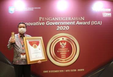 Pemprov Bengkulu Berhasil Raih Penghargaan sebagai Provinsi…