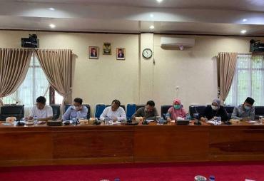 Dewan Kota Bengkulu Gelar Rapat Dengar Pendapat Bahas…