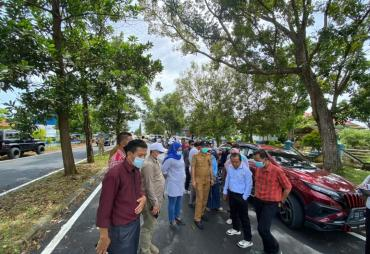 Dewan Kota Bengkulu Kembali Gelar Sidak Pembangunan Jalan,…