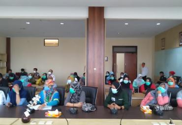 Hearing Dewan Provinsi Bengkulu dengan Nakes RSMY