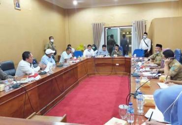 Bahas PTT, Komisi I DPRD Kota Gelar Rapat Dengar Pendapat…