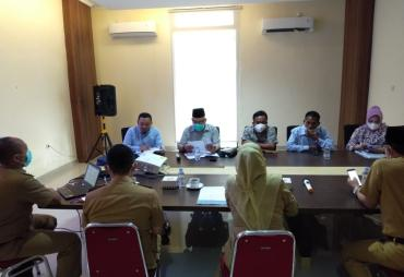 Rapat Komisi IV DPRD Provinsi Bengkulu Bersama Mitra Bahas…