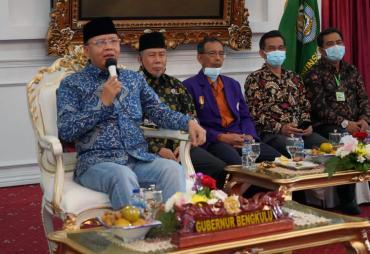 Gubernur Bengkulu : Kontribusi Dokter Hewan Sangat Nyata