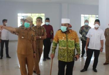 Walikota Helmi Hasan Akan Sulap Gedung Balai Adat jadi Bank…