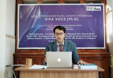 Putra Rektor yang Juga Dosen IAIN Bengkulu Raih Ph.D di…