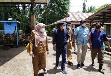 Dalami Raperda RPPLH, Pansus DPRD Provinsi Bengkulu Sidak…