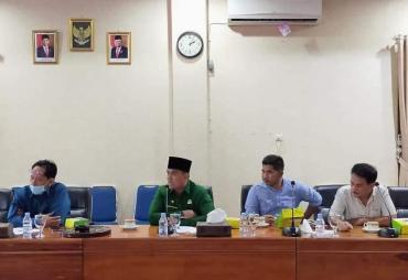 DPRD Komisi I Minta Pemkot Bengkulu Tertibkan Toko Modern…
