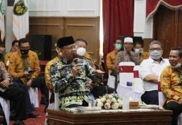 Gubernur Rohidin Akan Prioritaskan Insan Pers Bengkulu…