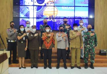 Lounching E-TLE Nasional, Pemprov Bengkulu Siap Suport…