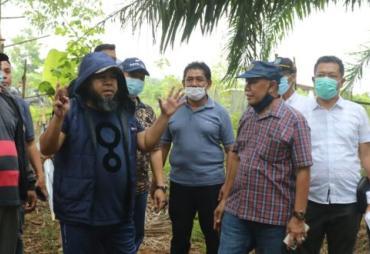 Muliakan Orang Sudah Meninggal, Pemkot Bengkulu Bangun TPU…