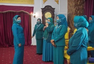 TP PKK provinsi Bengkulu Siap Sukseskan Vaksinasi Covid-19