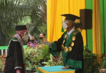 IAIN Bengkulu Mewisuda 937 Mahasiswa dan Mahasiswi Secara…