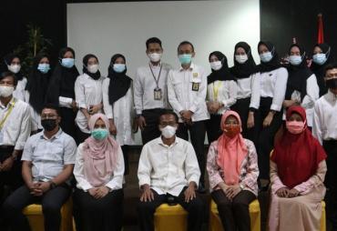 12 Mahasiswa IAIN Bengkulu Direkrut Kantor Pajak Guna…