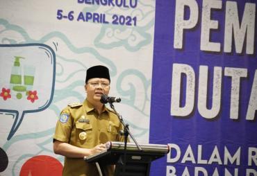 Gubernur Rohidin Ingatkan Masyarakat Gunakan Produk…