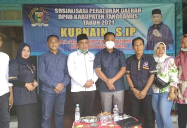 Pengukuhan Ketua DPC Partai Nasdem Kabupaten Tanggamus