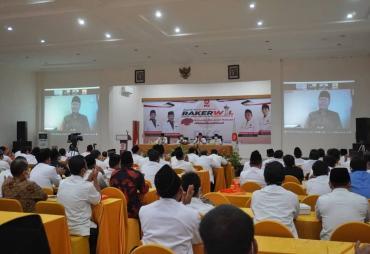 Gubernur Rohidin Ajak PKS Terus Bersinergi Melayani…