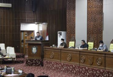 Pansus DPRD Provinsi Bengkulu Masih Tindaklanjuti Dua…