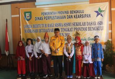 Sukses Gelar Lomba Bertutur Tingkat Provinsi, Juara 1…