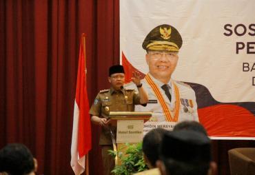 Gubernur Rohidin Ajak Investor Lokal Bangun Bengkulu