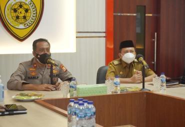 Gubernur Rohidin Diusulkan Terima Tanda Kehormatan…