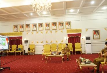 Gubernur Rohidin : Presiden Tekankan Pemerintah Daerah…